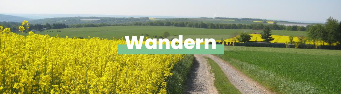 Wandern in der Wallonie