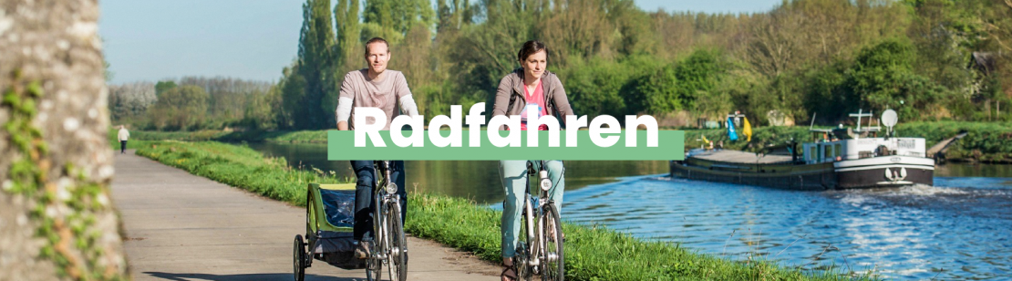 Radfahren in der Wallonie