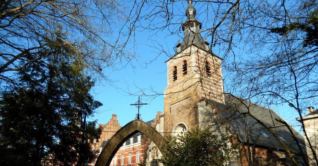 Basilique - Notre-Dame - Basse-Wavre