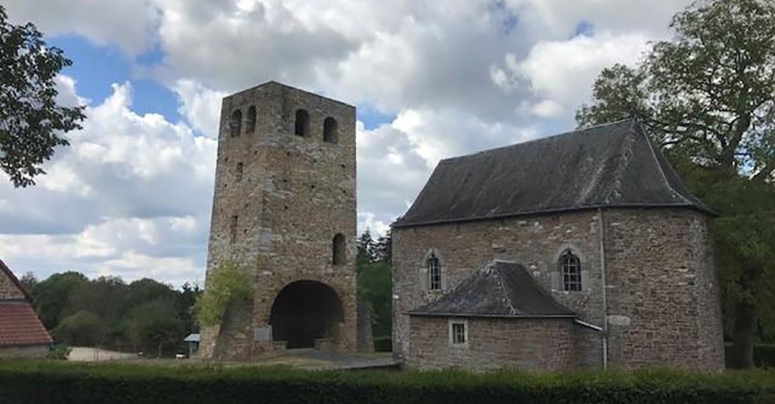 Mont-sainte-Marie - Mozet