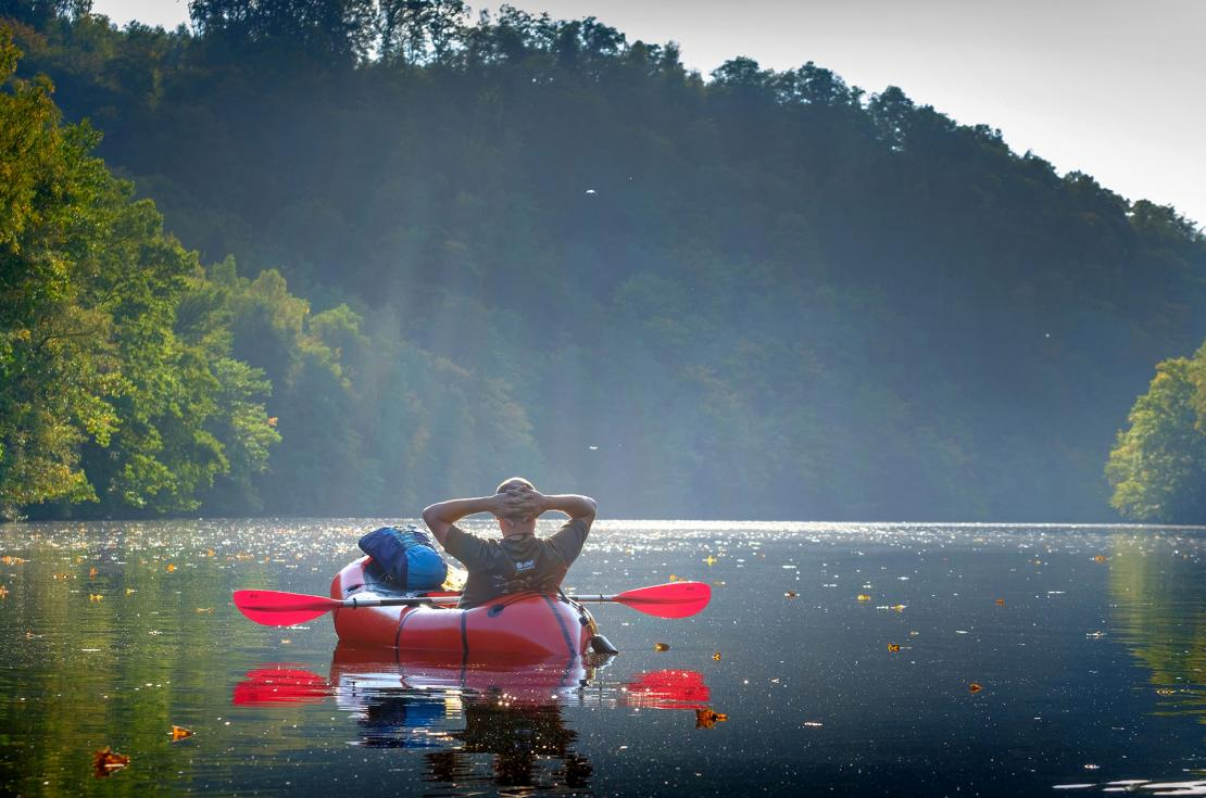 Pack and Raft - Nisramont - Wallonie terre d'eau