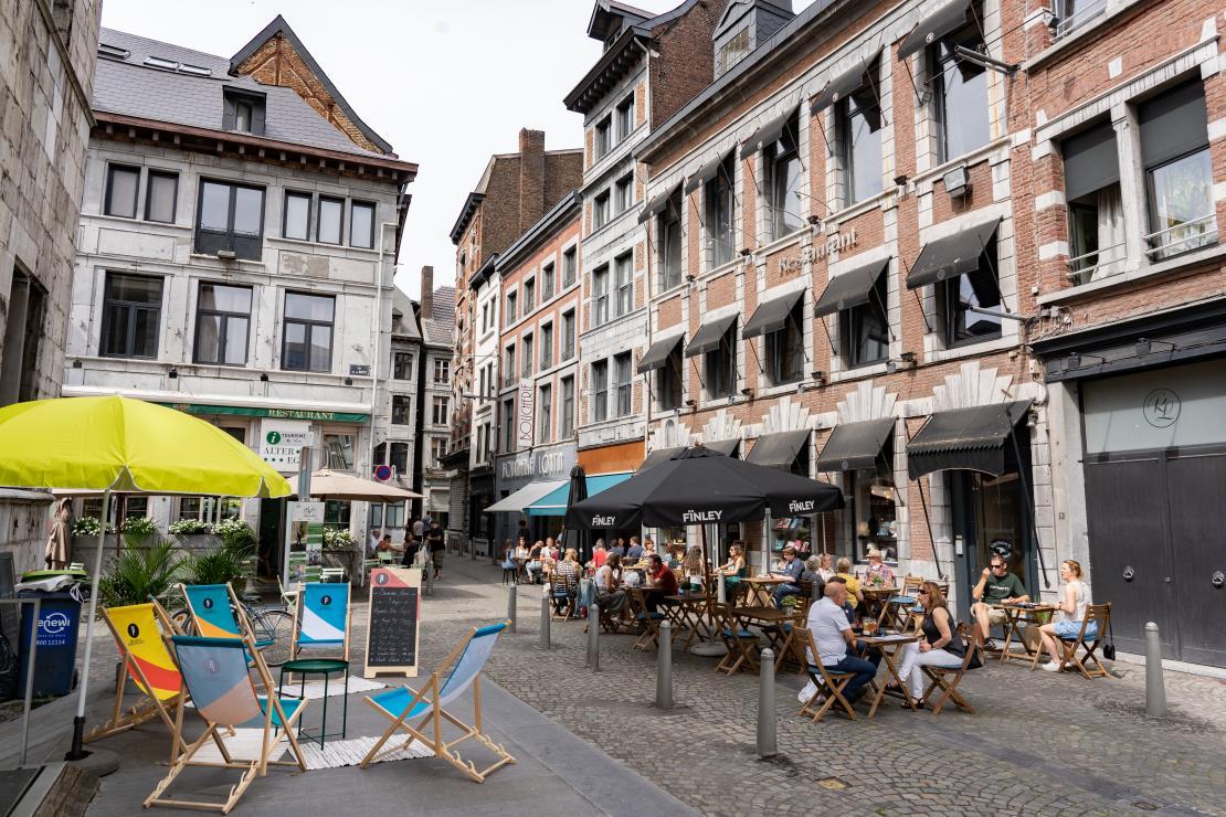 Liège centre-ville