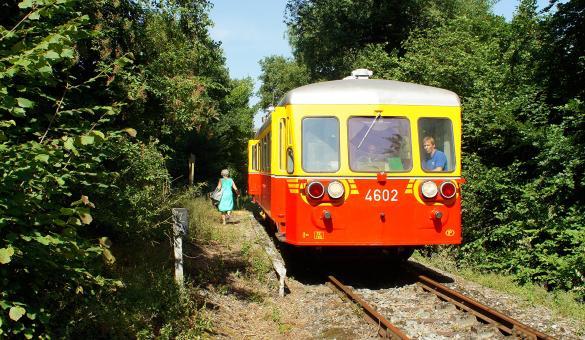 Chemin de Fer - Bocq - rails