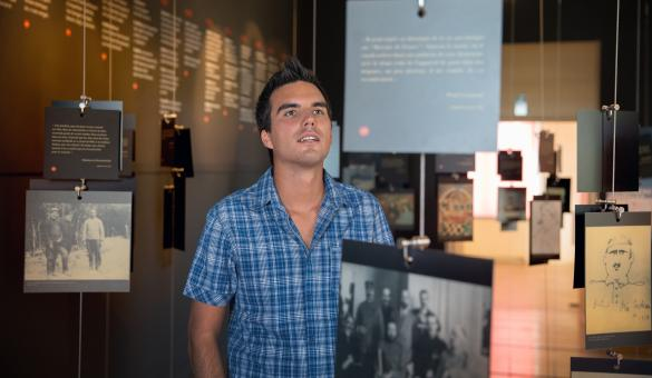 Discover the Guillaume Apollinaire museum in Stavelot