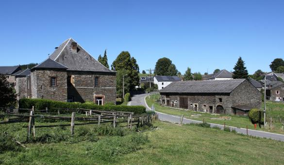 Les plus beaux villages de Wallonie - Gros-fays