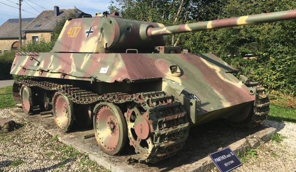 Panther - Manhay - 26/12/1944