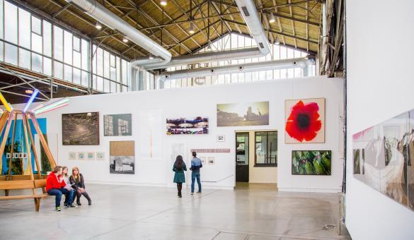 BPS22, Musée d'art de la Province de Hainaut - Panorama