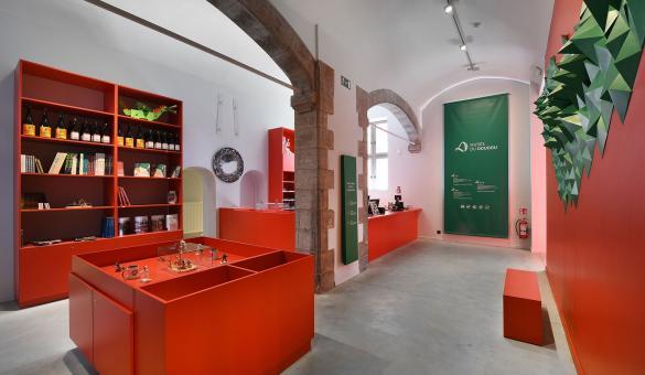 Musée du Doudou - Mons - présentoir