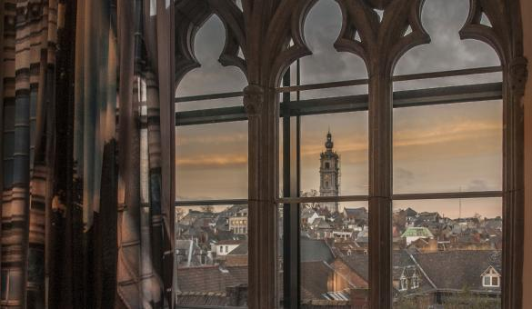 Martin's Dream Hotel à Mons - 4 étoiles Supérieur - gastronomie - chapelle néogothique - XIXe