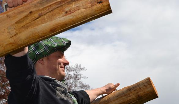 Avenature - activités nature - Vielsalm - Ardenne - Highland-Games