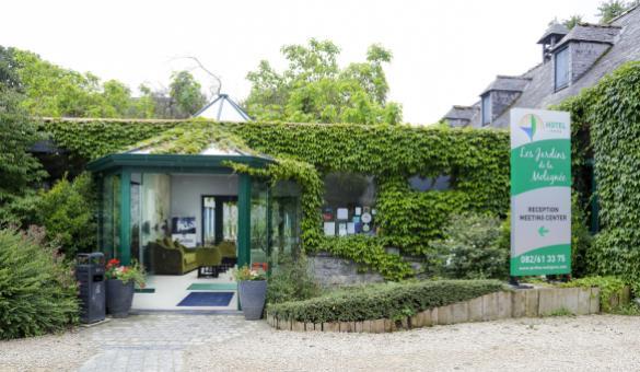 Hôtel - restaurant - Les jardins de la Molignée - Anhée