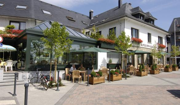 Hôtel - Pip-Margraff - Saint-Vith - Wellness - restaurant - façade