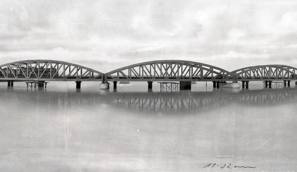 Made in Belgium-Bois-du-Luc-Vue du pont Kocheicha