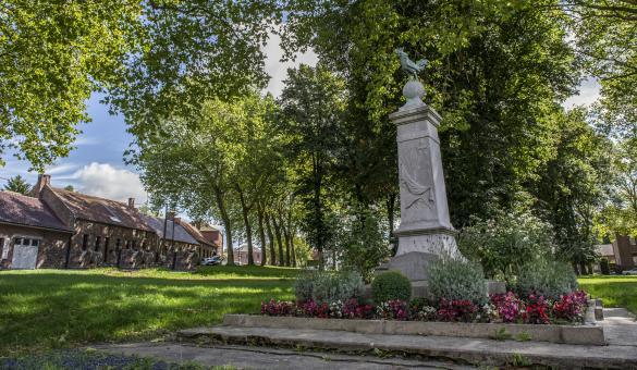 Visitare Montignies-sur-Roc, uno dei Villaggi Più Belli Della Vallonia - Provincia di Hainaut