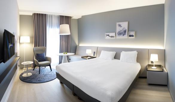 Radisson Blu Palace Hotel - chambres rénovées