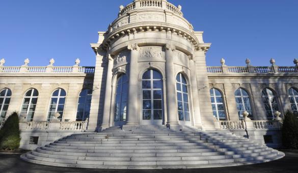 Museo de La Boverie en Lieja | Bellas Artes y exposición