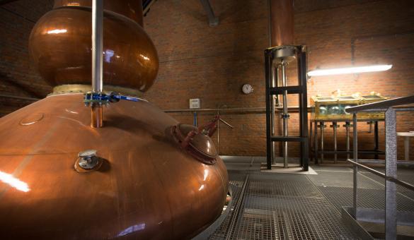 Découvrez The Owl Distillery à Grâce-Hollogne