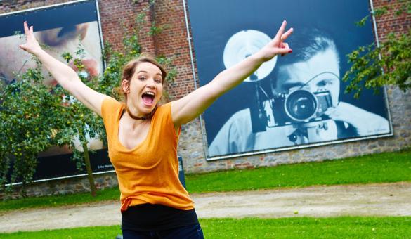 Ontdek het Fotografie Museum in Charleroi (Mont-sur-Marchienne), in Henegouwen