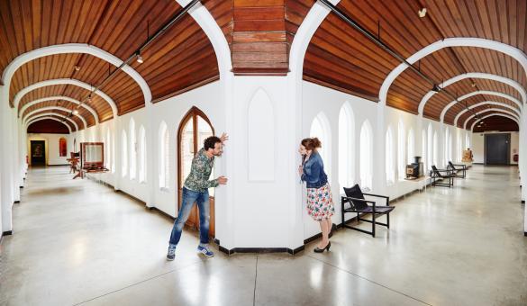Fotografiemuseum van Charleroi in Mont-sur-Marchienne