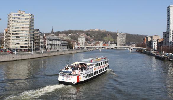 Cruises on the Meuse - Pays de Liège