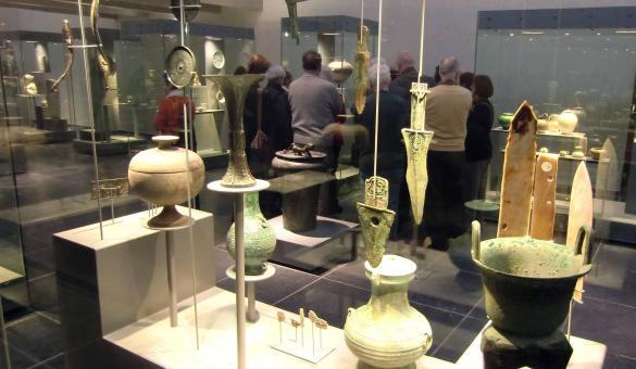 Découvrez le Musée Royal de Mariemont à Morlanwez
