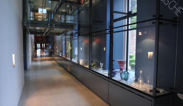 Venez découvrir l'histoire du verre et du cristal au musée Cristal Discovery du Château du Val Saint Lambert à Seraing