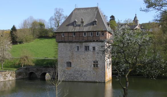 Crupet - Les Plus Beaux Villages - Wallonie - Namur