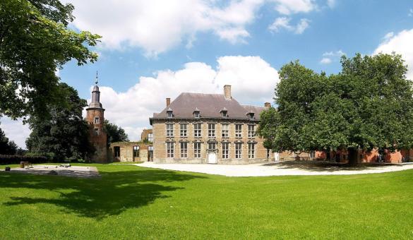 Kom het Kasteel van Trazegnies ontdekken in Charleroi