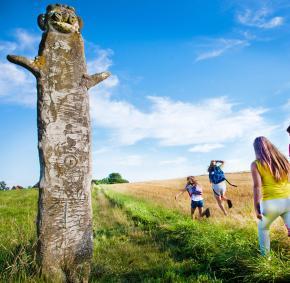 Ellezelles - Sentier de l'étrange - Wallonie insolite