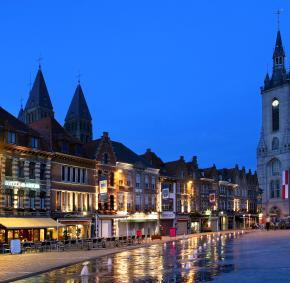 Tournai - Grand-Pace - Beffroi - UNESCO