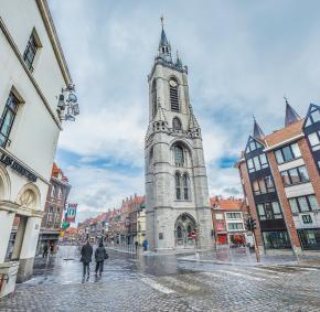Tournai - Beffroi - Patrimoine - UNESCO - Hainaut