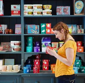 Charleroi - 'Wonder Friends' - concept store