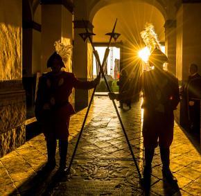 Ducasse de Mons - Doudou - patrimoine culturel immatériel de l'UNESCO