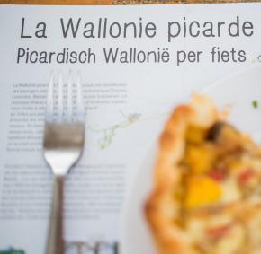 Wallonie picarde - vélo - restauration