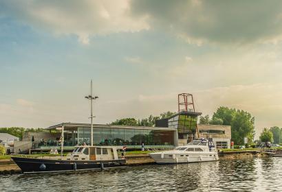 Port de plaisance - Grand-Large - Mons - bateaux