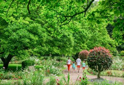 Nivelles - Dodaine Park - famille - promenade - balade