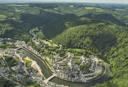 Bouillon from above