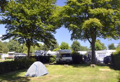Domaine provincial de Wegimont - Camping