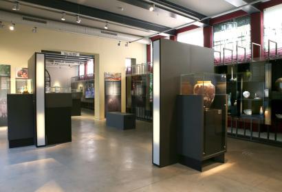 Exposition « I NI TAAMA » | Gérald Vatrin expose au Musée du Verre
