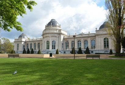 Musée de La Boverie - Vue extérieure