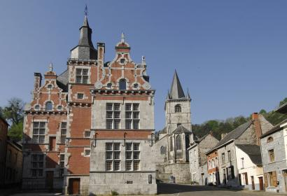Maison du Patrimoine Médiéval Mosan - Dinant - façade