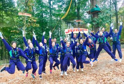 Teambuiding Aventure Parc Wavre