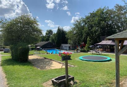 Camping - Parc - Sources - Spa