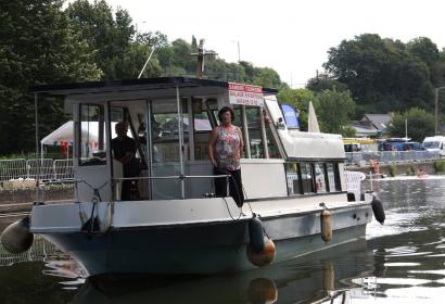 Sambre Tourisme - Haute Sambre - plaisance - tourisme fluvial - flotte - petits bateaux - passagers