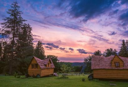 Le Chalet suisse - Camping - Jalhay - Spa