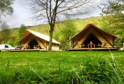 Camping - Le Sagittaire - Laviot