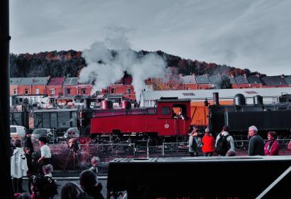 Train de l'horreur | Halloween à Mariembourg