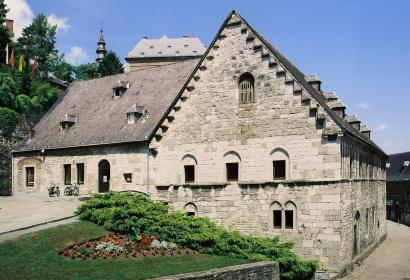 Moulin brasserie de l'abbaye de Floreffe