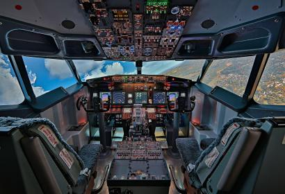 European Flight Simulator - simulateur de vol