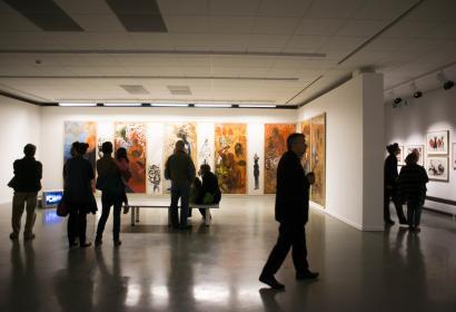 Bye Bye His-Story | Ausstellung im Zentrum für Gravur in La Louvière